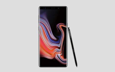 Samsung Galaxy Note 9 Handy Reparatur