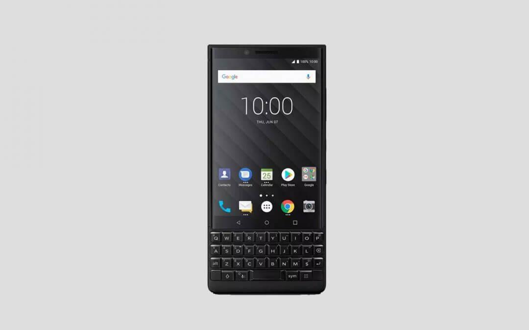 Blackberry Key One Reparatur