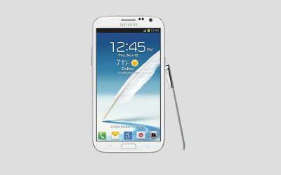 Samsung Galaxy Note 2 Handy Reparatur