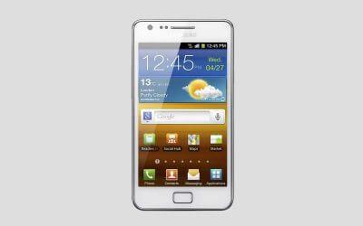 Samsung Galaxy S2 Handy Reparatur