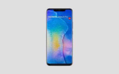 Huawei Mate 20 Lite Reparatur