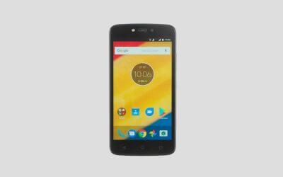 Motorola C Plus Reparatur
