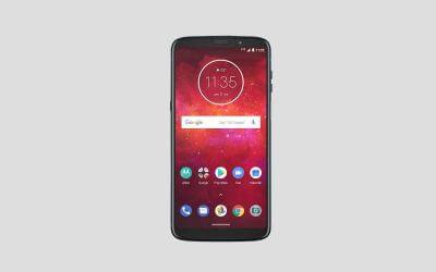 Motorola Z3 Play Reparatur