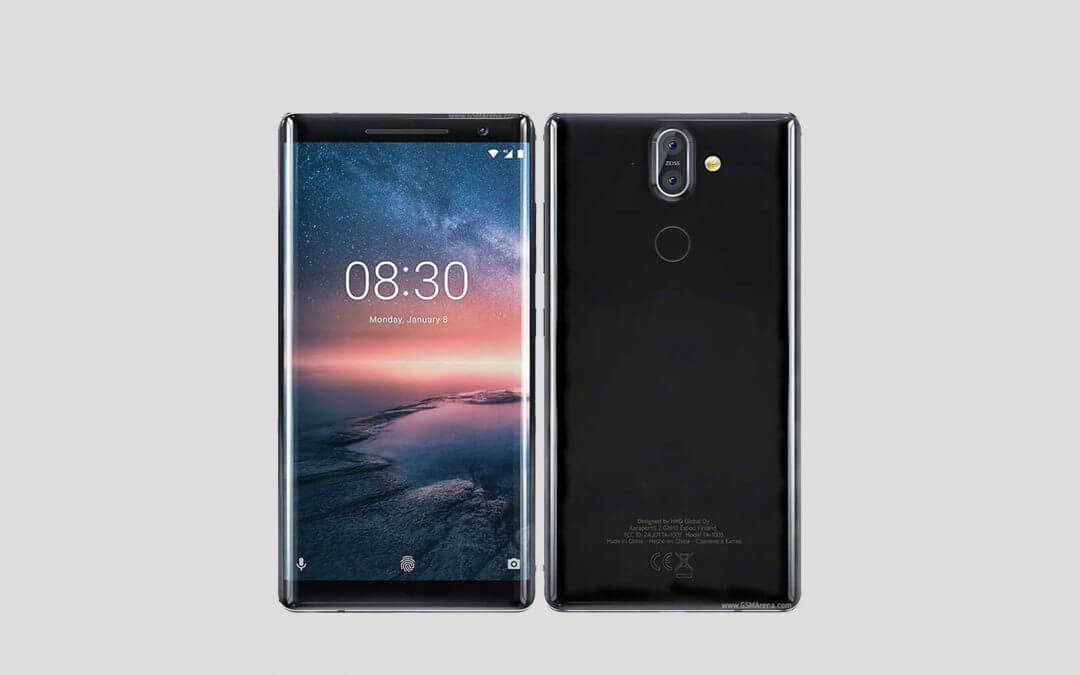 Nokia 8 Sirocco Reparatur