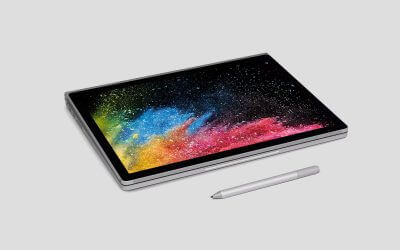 Microsoft Surface Book 2 Reparatur
