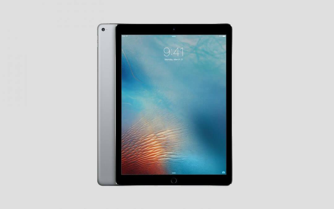 Apple iPad Pro 12.9 (2016) Reparatur