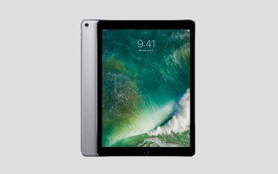 Apple iPad Pro 12.9 (2017) Reparatur