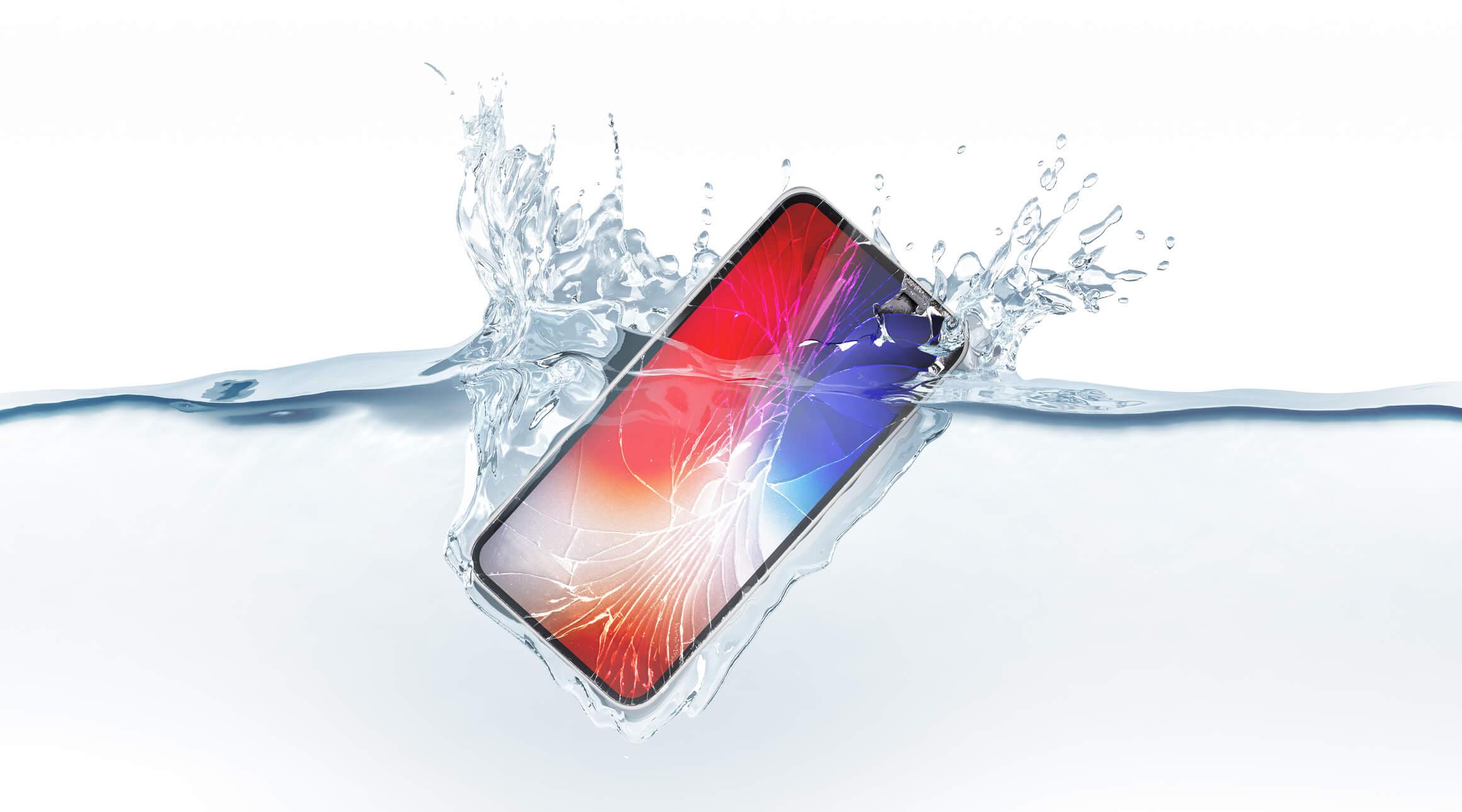 iPhone Wasserschaden Hannover